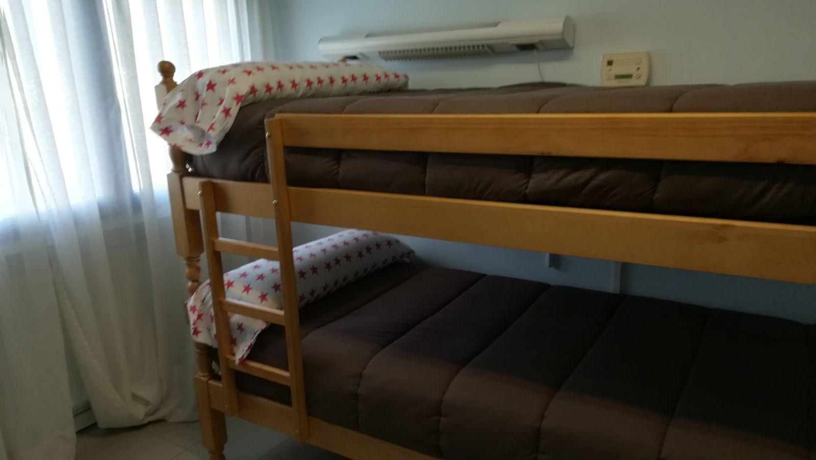 Alojamiento temporal a familias con dificultades socioeconómicas