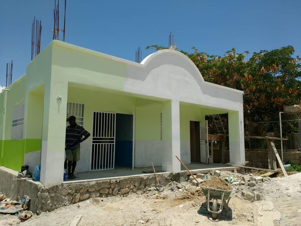 Recibida la Subvención de la Diputación de Jaén para el Centro de Salud  en Fonds Parisien –Haiti-