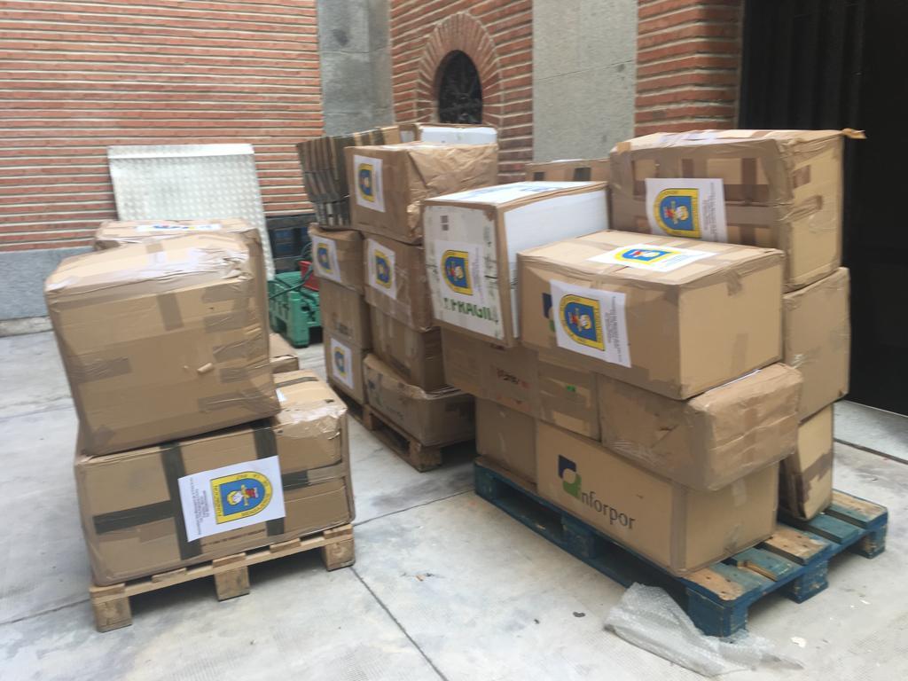 Ayuda humanitaria para Benin- África