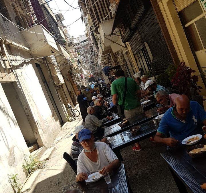 La Fundación Mensajeros de la Paz envía una ayuda de 5.000 al Líbano