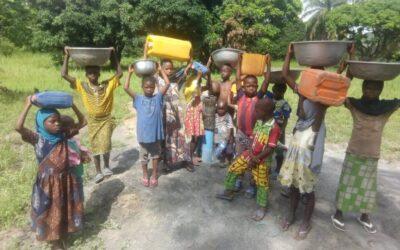 La garantía de agua es un bien fundamental en Benin