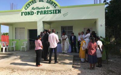 """Colaboración de la @diputuaciondejaen en el proyecto del Centro de Salud """"Betania"""" en Fond-Parisien (Haití)"""