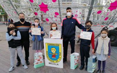 Acondicionando local cedido por la Consejería de Servicios Sociales de la Ciudad de Melilla