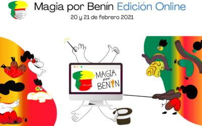 Magia por Benín: Undécima edición (Online)