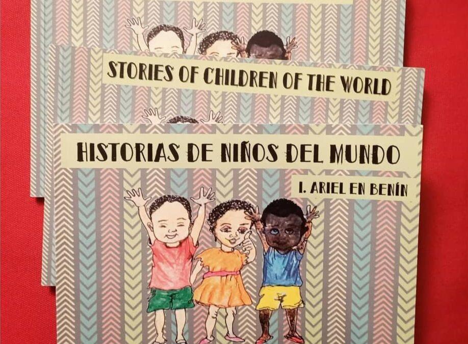 """""""Historias de niños del mundo"""" cuento creado por Elena Fuenar. La vida de un país"""