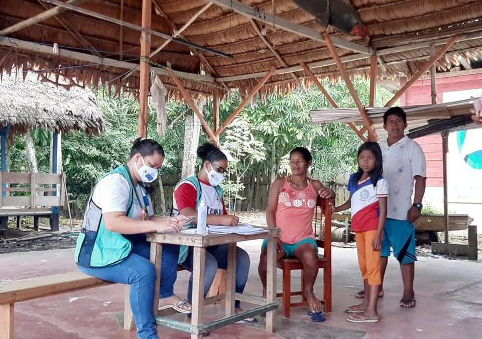 Noticias que nos llegan desde la Amazonía de Brasil