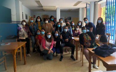 Han finalizado las clases virtuales de Atención Sociosanitaria a Personas Dependientes en Instituciones Sociales