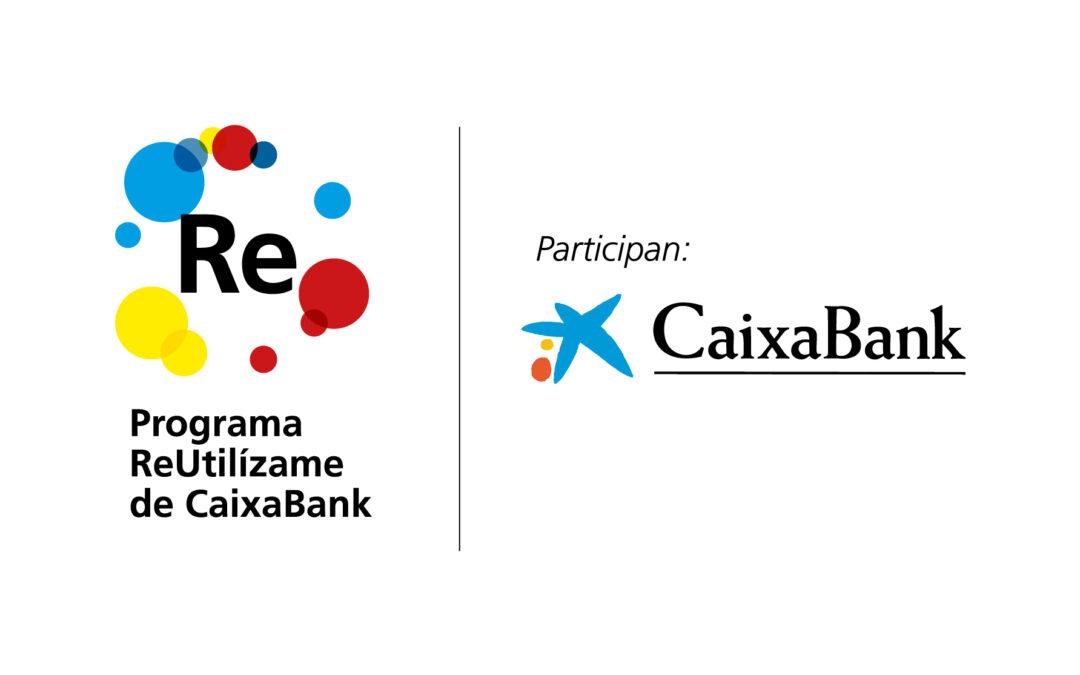 Programa reutilízame de Caixabank