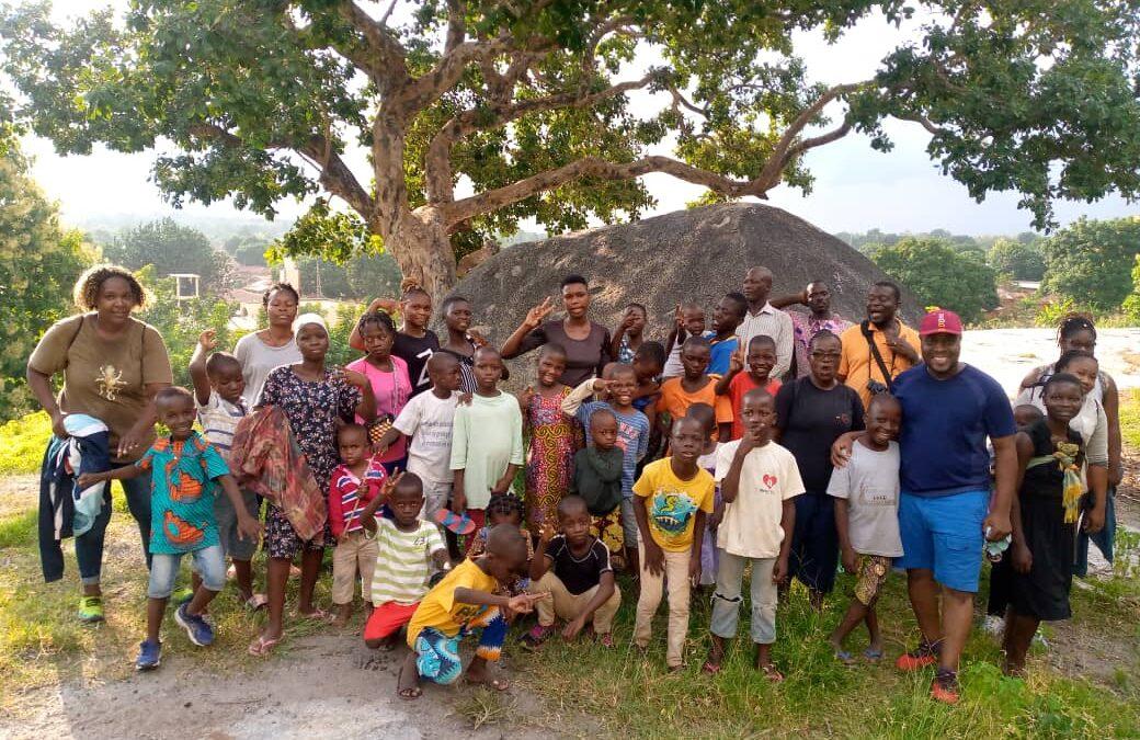 17º Edición del Campamenteo de Verano Infantil en Benin