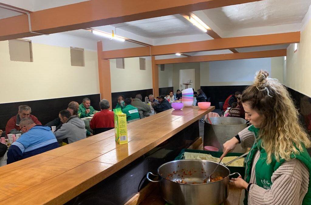 Comedor Social para personas en situación de grave vulnerabilidad en Rumania