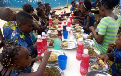 La Fundación Mensajeros de la Paz colabora con el Orfanato del Padre Monti, en la República Democrática del Congo