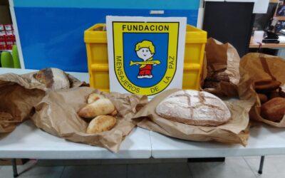 @novomundo.es han comenzado a colaborar con nuestra Fundación con la entrega de este producto tan necesario en la alimentación