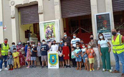 La Fundación Mensajeros de la Paz ha organizado una tarde de cine para padres y niños de familias vulnerables